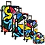 Part of the Heys® Britto Butterfly Hardside Spinner Luggage Collection