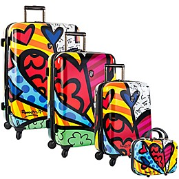 Heys® Britto™ New Day Hardside Luggage Collection