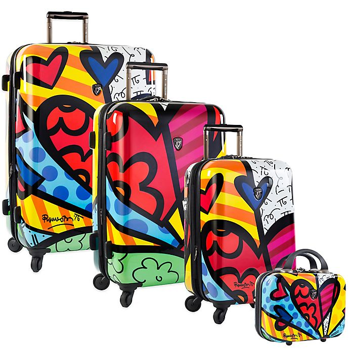 0979cc79d7 Heys® Britto™ New Day Hardside Luggage Collection