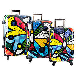 Heys® Britto Butterfly 3-Piece Upright Spinner Set