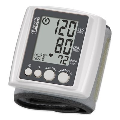 Homedics 174 Automatic Wrist Blood Pressure Monitor With