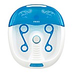 HoMedics® Pedicure Spa Foot Bath with Heat