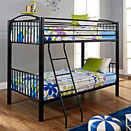 Powell Heavy Metal Bunk Bed