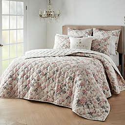 Wamsutta® Vintage Anncey 3-Piece Quilt Set in Pink Multi