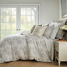 Wamsutta® Vintage Dinan 3-Piece King Duvet Cover Set in Grey