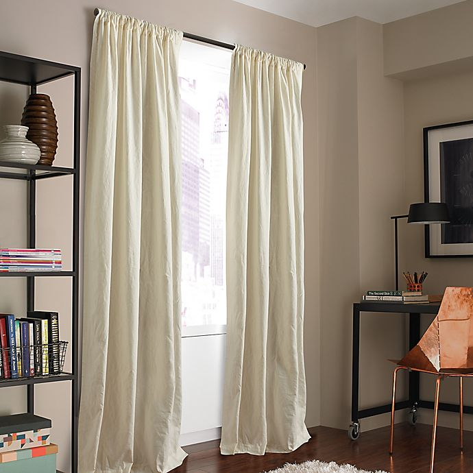 Alternate image 1 for Kenneth Cole Reaction Home Mineral Window Curtain Panel