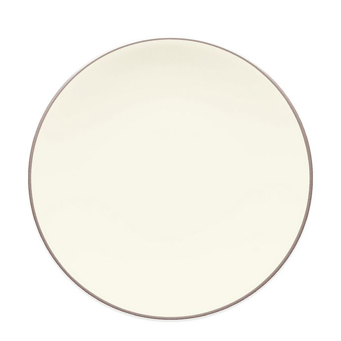 Alternate image 1 for Noritake® Colorwave Mini Plate in Clay