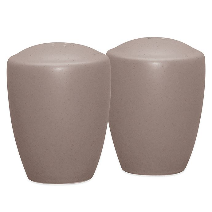 Alternate image 1 for Noritake® Colorwave Salt and Pepper Shakers in Clay