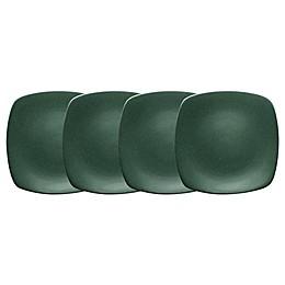 Noritake® Colorwave Mini Quad Plates in Spruce (Set of 4)