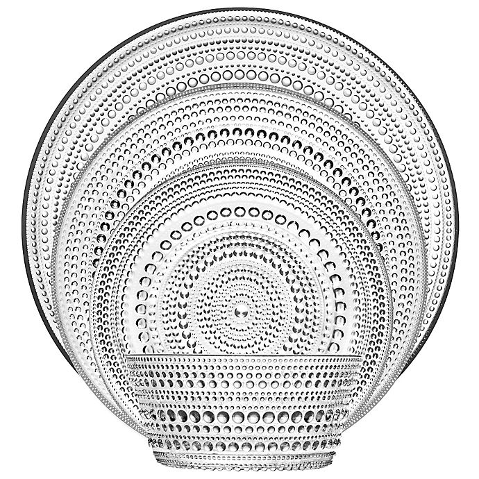 Alternate image 1 for Iittala Kastehelmi Dinnerware Collection in Clear