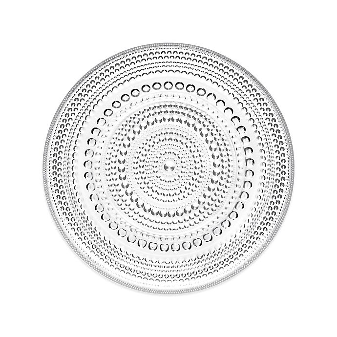 Alternate image 1 for Iittala Kastehelmi Dessert Plate in Clear