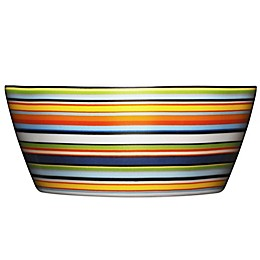 Iittala Origo Dessert Bowl in Orange