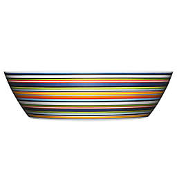 Iittala Origo Serving Bowl in Orange
