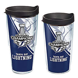 Tervis® NHL Tampa Bay Lightning 2020 Stanley Cup Champions Tumbler
