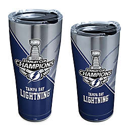 Tervis® NHL Tampa Bay Lightning 2020 Stanley Cup Stainless Steel Tumbler with Lid