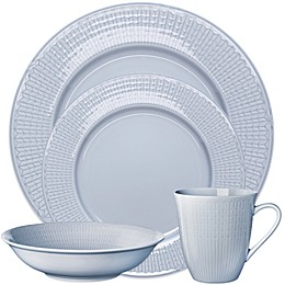 Rörstrand Swedish Grace Dinnerware Collection in Ice