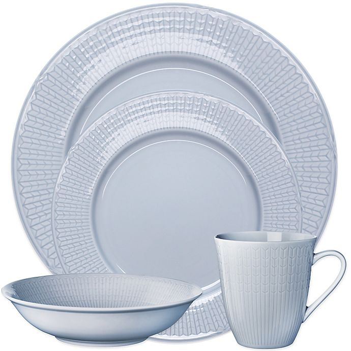 Alternate image 1 for Rörstrand Swedish Grace Dinnerware Collection in Ice