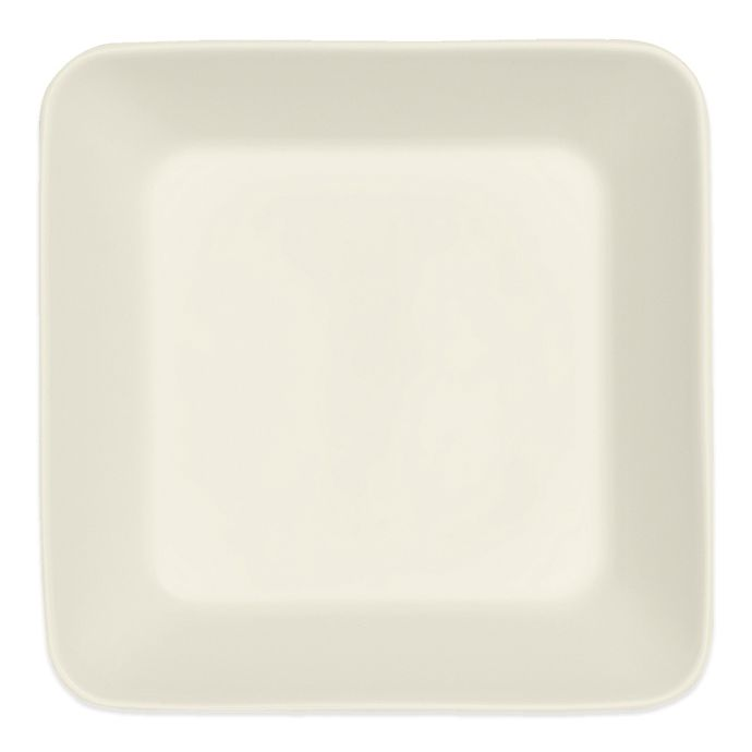 Alternate image 1 for Iittala Teema Square Plate in White