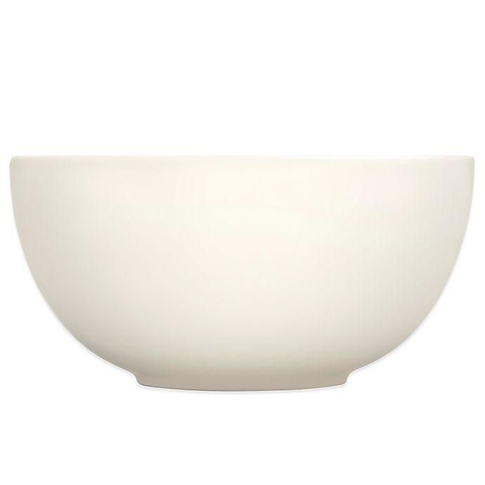Alternate image 1 for Iittala Teema 3.5 qt. Serving Bowl in White