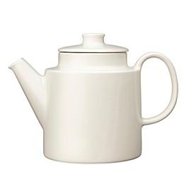 Iittala Teema Teapot in White