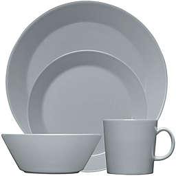 Iittala Teema Dinnerware Collection in Pearl Grey