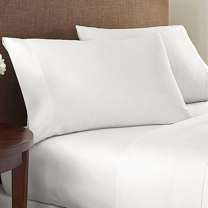 Alternate image 1 for Nestwell™ Egyptian Cotton Sateen 625-Thread-Count Pillowcases (Set of 2)