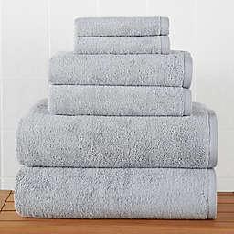 Haven™ 6-Piece Organic Cotton Terry Bath Towel Set