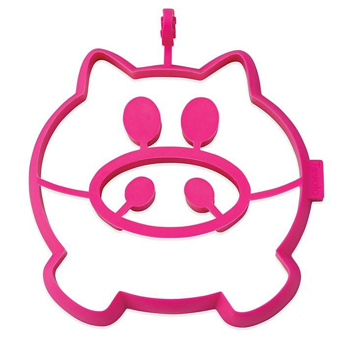 Alternate image 1 for Tovolo® Pig Breakfast Shaper