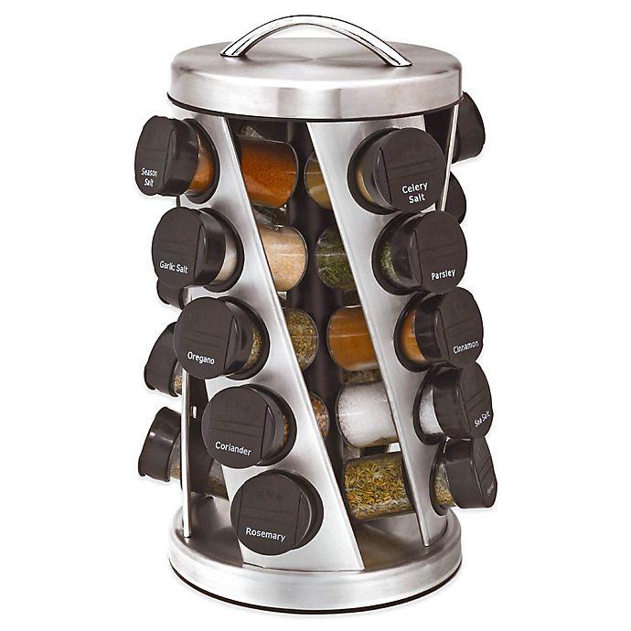 Kamenstein 20 Jar Twist E Rack