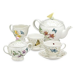 Lenox® Butterfly Meadow® 7-Piece Tea Set