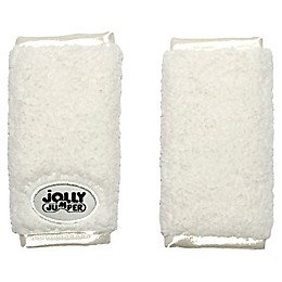 Jolly Jumper Soft Straps for Car Seat & Strollers in Cream