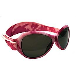 Baby Banz Retro Banz Sunglasses in Pink Camouflage