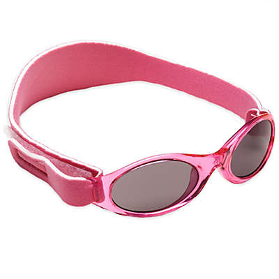 Baby Banz Adventure Banz Sunglasses in Flamingo Pink