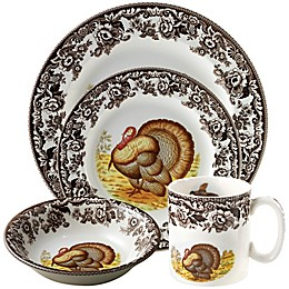 Spode® Woodland Turkey Dinnerware Collection