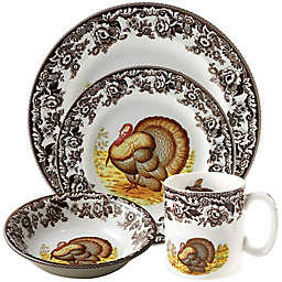 Spode® Woodland Turkey Dinnerware Collection