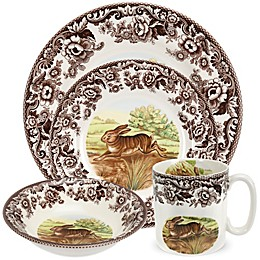 Spode® Woodland Rabbit Dinnerware Collection