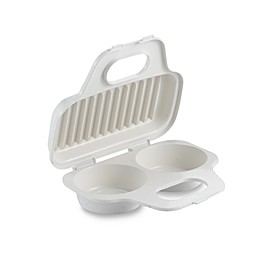 SALT™ Meals in Minutes Microwave Egg Poacher