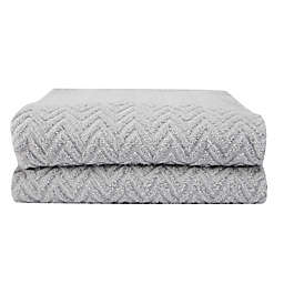Simply Essential™ Cotton Bath Towels (Set of 2)