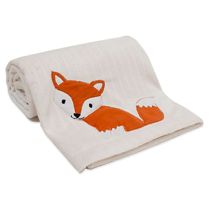 Alternate image 1 for Lambs & Ivy® Woodland Tales Blanket