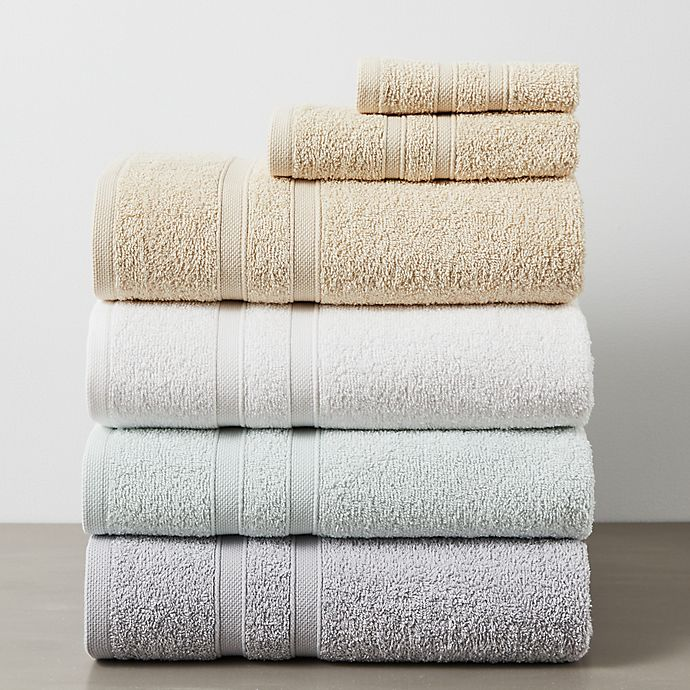 Alternate image 1 for Simply Essential™ Cotton Bath Towel Collection