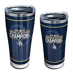 Tervis® MLB Los Angeles Dodgers 2020 World Series Champs Stainless Steel Tumbler with Lid