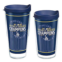 Tervis® MLB Los Angeles Dodgers 2020 World Series Champions Tumbler with Lid