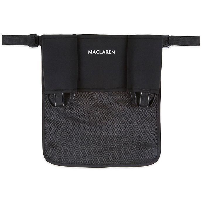 Alternate image 1 for Maclaren® Universal Organizer for Single Strollers in Black