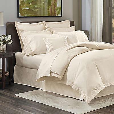Crowning Touch Cotton Naturals 100% Cotton Jacquard European Pillow Sham