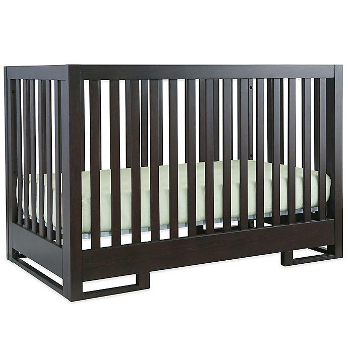Alternate image 1 for Karla Dubois® Copenhagen Convertible Crib in Slate