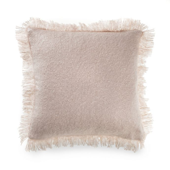 Alternate image 1 for DKNY Flirt Square Throw Pillow in Orchid
