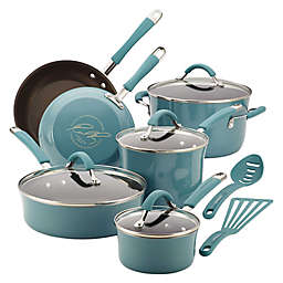 Rachael Ray™ Cucina 12-Piece Hard Enamel Cookware Set