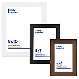 Simply Essential™ Gallery Wood Picture Frame