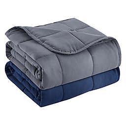 Bon Voyage 5 lb. Microfiber Travel Weighted Throw Blanket
