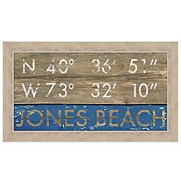 Jones Beach Framed Art